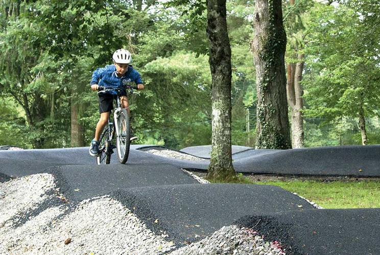 Pumptrack de Soursac