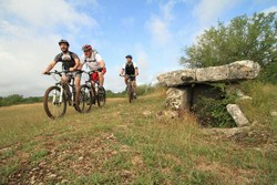 Base VTT Causse-Saillant